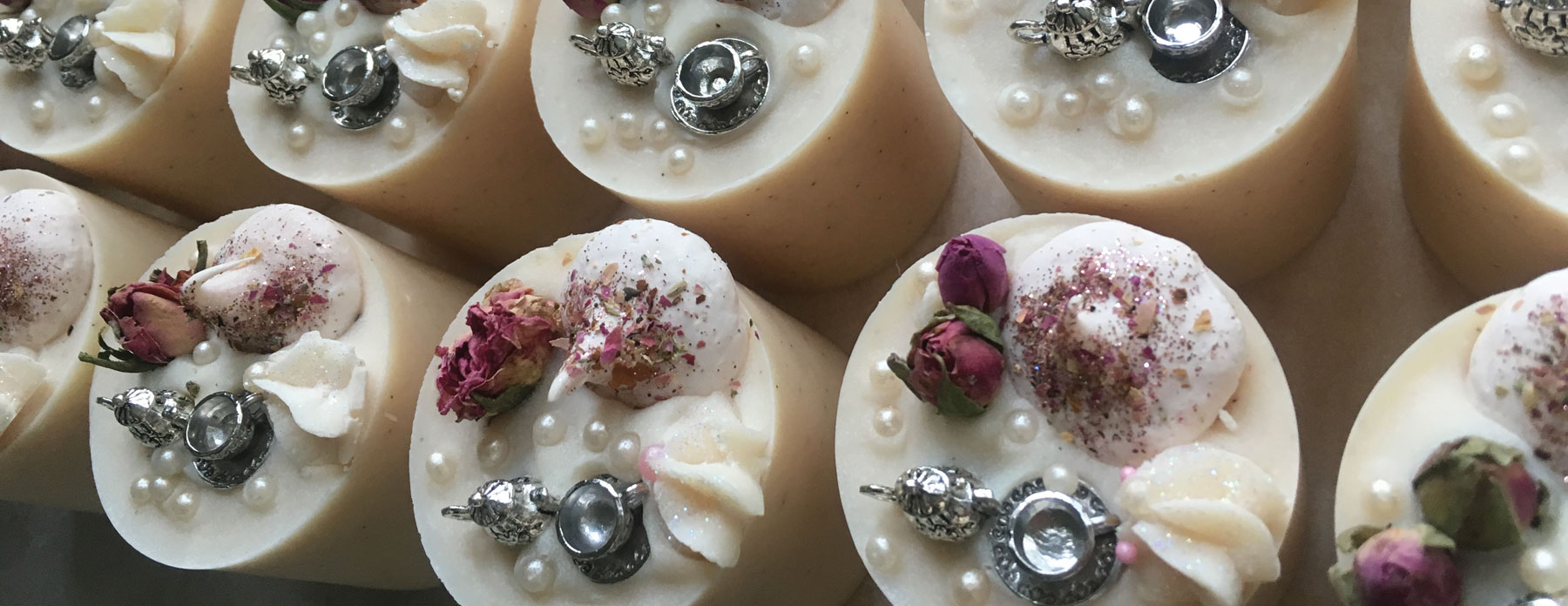 English Rose at More Tea Soaperie